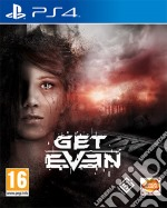 Get Even game