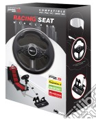 PS3 PC Racing Seat + Volante Bigben game acc