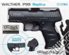 WII Pistola P99+Remote integrato Bigben game acc