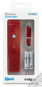 BB Telecomando Remote Red game acc