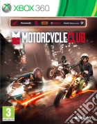 Motor Cycle Club game