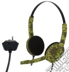 BB Cuffie Stereo Gaming Camo PS4 game acc