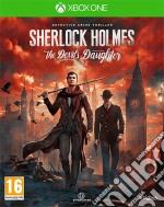 Sherlock Holmes The Devil's Daughter game