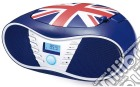 BB Lettore Radio CD UK Flag game acc