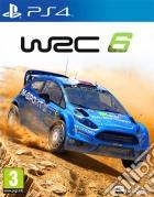 WRC 6 game