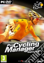 Pro Cycling Manager 2012 game