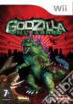 Godzilla Unleashed videogame di WII
