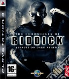 The Chronicles Of Riddick: A. D. Athena game
