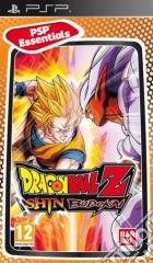 Essentials Dragonball Z Shin Budokai game