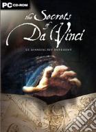 I segreti di Da Vinci. Il Manoscritto Proibito game