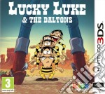 Lucky Luke & The Daltons game