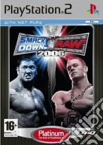 WWE Smackdown Vs Raw 2006 game