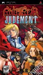Guilty Gear Judement game