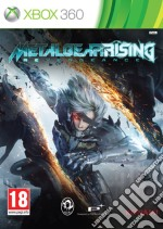 Metal Gear Rising Revengeance videogame di X360