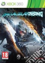 Metal Gear Rising Revengeance game