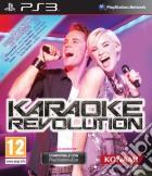 Karaoke Revolution game