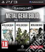 Metal Gear Solid HD Collection videogame di PS3