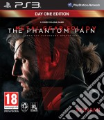 Metal Gear Solid V The Phantom Pain D1 game