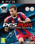 Pro Evolution Soccer 2015 game