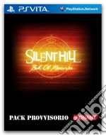 Silent Hill: Book of Memories game