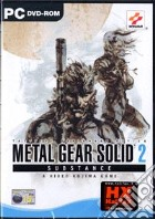 METAL GEAR SOLID 2 SUBSTANCE game