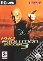 Pro Evolution Soccer 3 - DVD ROM videogame di PC