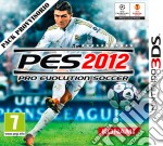 Pro Evolution Soccer 2012 game