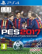 Pro Evolution Soccer 2017 game