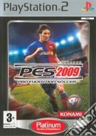 Pro Evolution Soccer 2009 PLT game