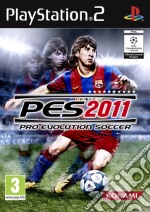 Pro Evolution Soccer 2011 videogame di PS2