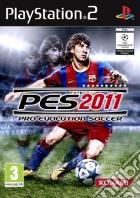 Pro Evolution Soccer 2011 game
