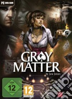 Gray Matter videogame di PC