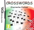 Crosswords - Cruciverba Italiani game