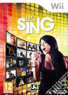 Let's Sing game