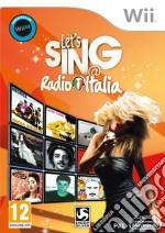 Let's Sing @ Radio Italia (Software) game