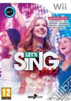 Let's Sing 2017 + 1 Microfono game