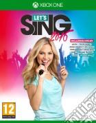 Let's Sing 2016 game
