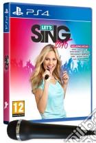 Let's Sing 2016 + 1 Mic game
