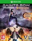 Saints Row IV Re-Elected-Gat out of Hell game