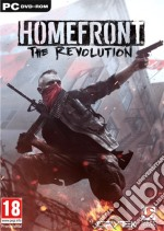 Homefront The Revolution game