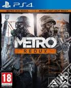 Metro Redux game