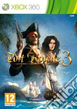Port Royale 3 videogame di X360