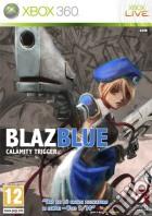 BlazBlue Calamity Trigger game
