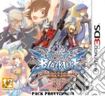 Blaze Blue 2 Continuum Shift videogame di 3DS