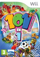 WII 101-IN-1 Party Megamix game