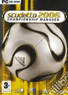 Scudetto 2006 Championship Manager game