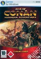 Age Of Conan: Hyborian Ad. Game Card game