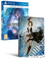 Final Fantasy X-X2 Remaster Steelbook Ed game