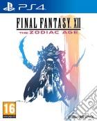 Final Fantasy XII The Zodiac Age D1 Ed. game