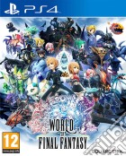 World of Final Fantasy game